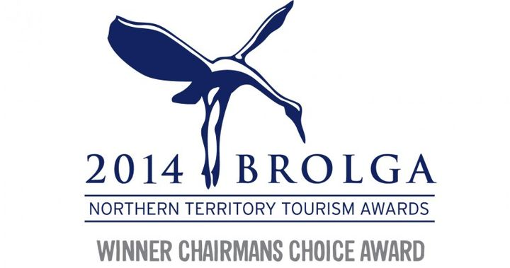 Woo hoo! Two Brolga Awards for Sea Darwin
