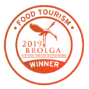 Northern Territory Tourism Awards - 2019 NT Brolga Award - Food Tourism