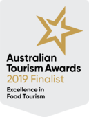 Australian Tourism Awards - 2019 Excellence in Food Tourism