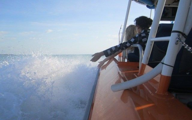 What to weather on your Darwin Harbour cruise